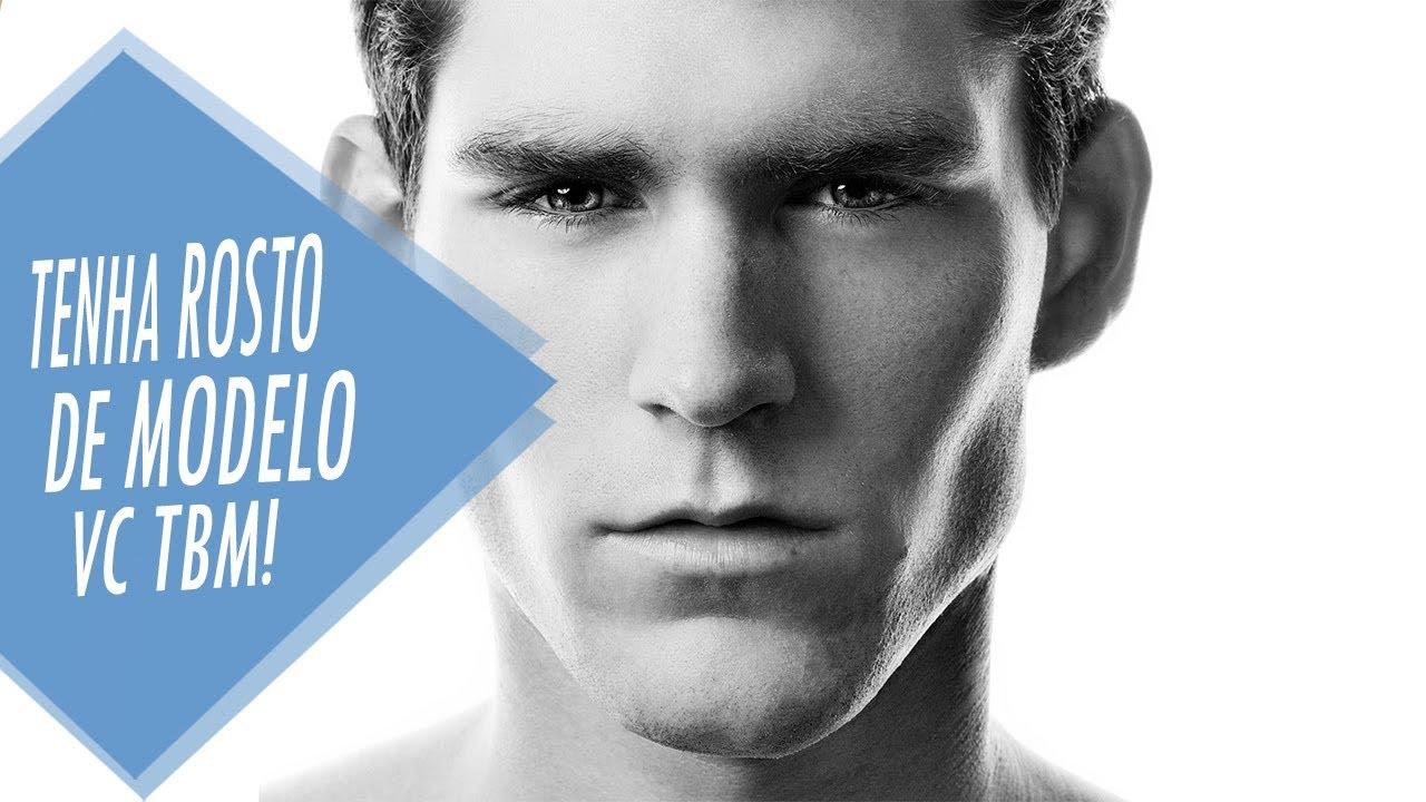 eac70f66e Como AFINAR o rosto masculino? Confira várias dicas! - YouTube
