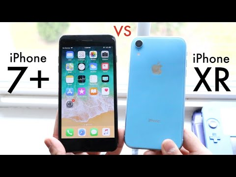 Iphone Xr Vs Iphone 7 Plus Should You Upgrade Speed Comparison
