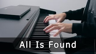 Frozen 2 - All Is Found (Evan Rachel Wood)   Piano Cover by Riyandi Kusuma
