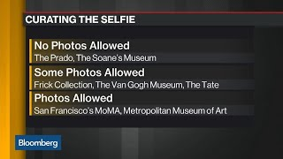 Selfie Culture Prompts Some Museums to Relax Photo Rules