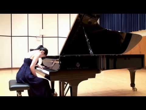 Tiffany Poon Plays Chopin Sonata No.2 In B-flat Minor, Op.35
