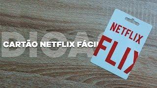 COMPRAR CARTÃO NETFLIX SEM SAIR DO SEU LAR, MUITO FÁCIL