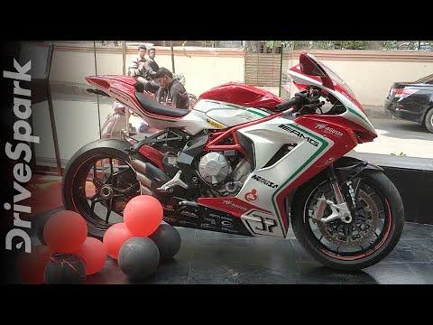 Motoroyale India Inaugurates First Multibrand Superbike Showroom In Bangalore