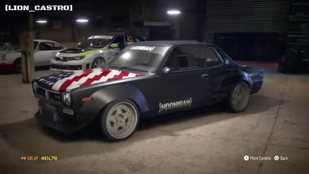 Hoonigan Escort >> Need for Speed 2015 | KEN BLOCK'S FORD ESCORT Mk2 RS - YouTube