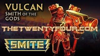 Lets Play Smite! Vulcan Joust Triple Kill! Got Em!