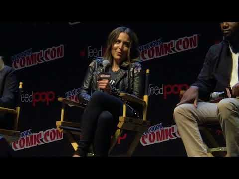 NBC's Blindspot  New York Comic Con October 2017  Part 1/3