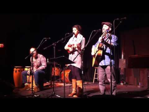 Graciana Holland, Craig Greenberg, Manny Sanchez at Steel Bridge Songfest