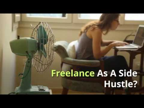 Freelance As A Side Hustle?