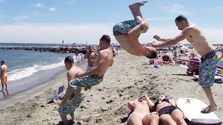 GoPro Tutorial: Freeze Frame Moving Sequence - Jeremy Sciarappa