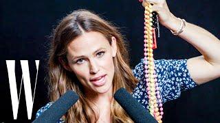Jennifer Garner Explores ASMR | W Magazine