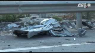 VTC14_TNGT trên đường cao tốc HN - Thái Nguyên: 3 người Hàn Quốc thiệt mạng