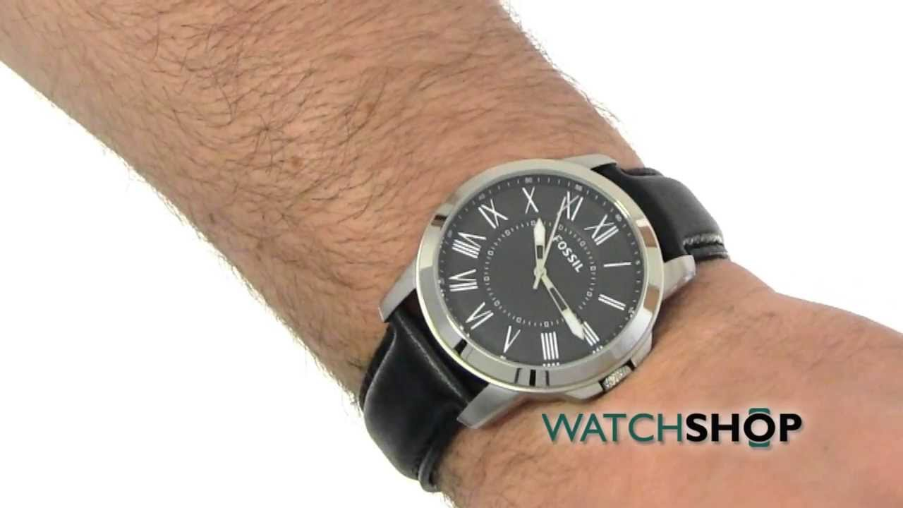 Fossil Mens Watch Fs4787 Pictures