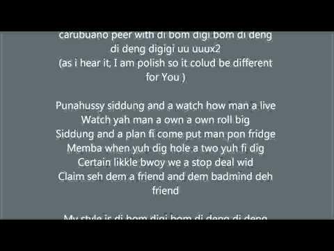Cobrastyle Teddybears (LyricsVideo)