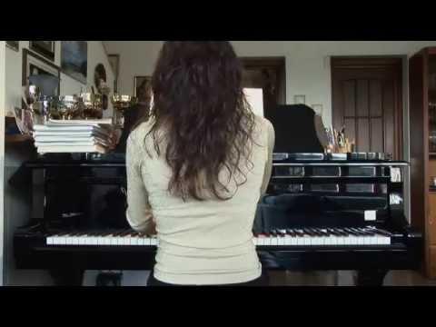 Irene Veneziano, la pianista