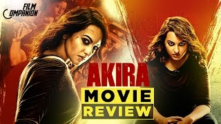 Watch Anupama Chopra's review of the action thriller Akira starring...