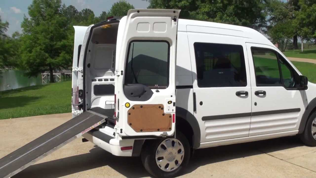 Ford Transit Van Used