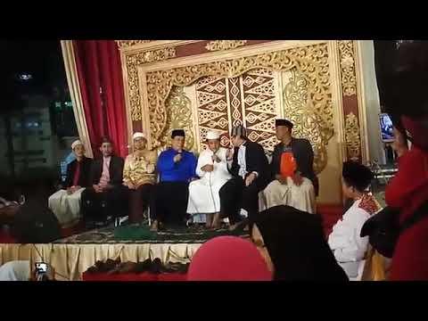 Di Sawer KH Muammar ZA & KH Mu'min AM - Duet Sholawat Al Kirom Di Ponpes Turus Pandeglang