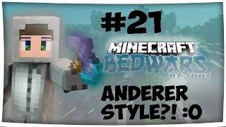 Minecraft BedWars 8x1 | Mal eine
