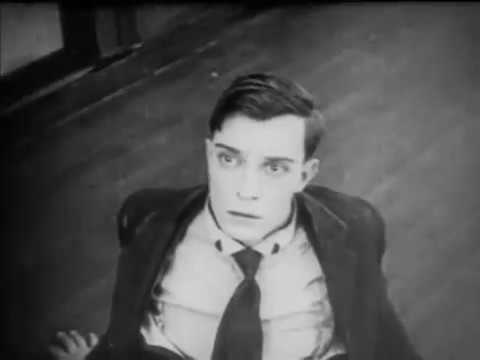 """Buster Keaton  - """"Hard Luck"""" 1921 - polska wersja"""
