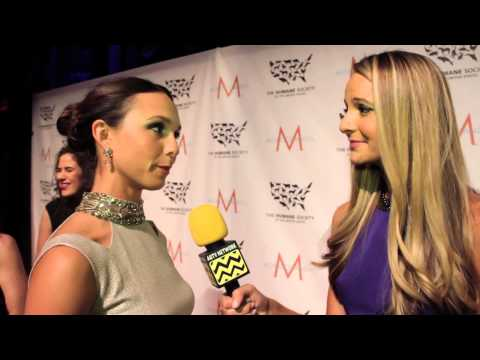 Georgina Bloomberg @ To The Resue! Event | AfterBuzz TV Interview