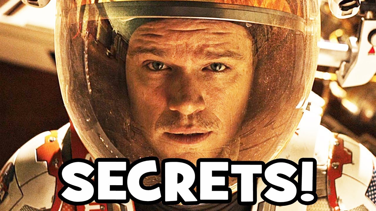 15 Amazing Facts About The Martian Youtube
