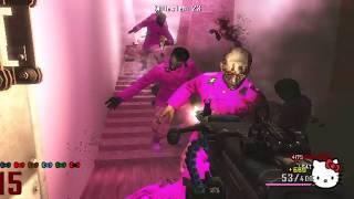 Call of Duty World at War | Custom Map #48 | Hello Kitty Remastered | #3