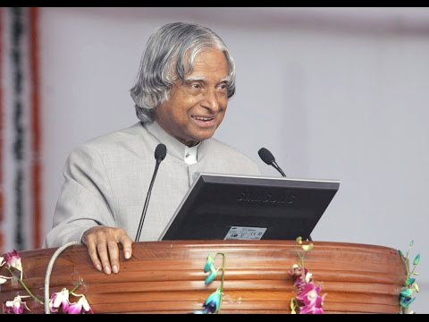 Dr  A P J Abdul Kalam's Inspirational Message for Youth