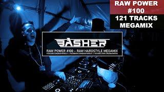 Basher - RAW Power 100 (Raw Hardstyle, Xtra Raw \u0026 Uptempo Megamix - November 2020)