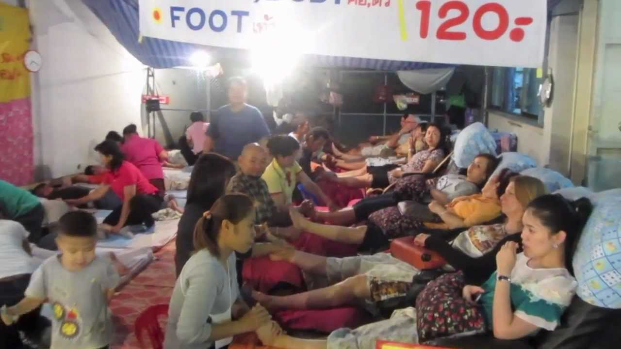 thong thai massage tuk tuk massage