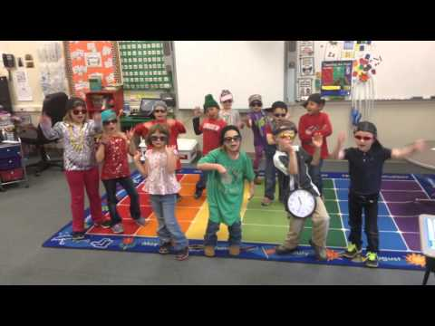 Doubles Rap by Kimball 1st graders