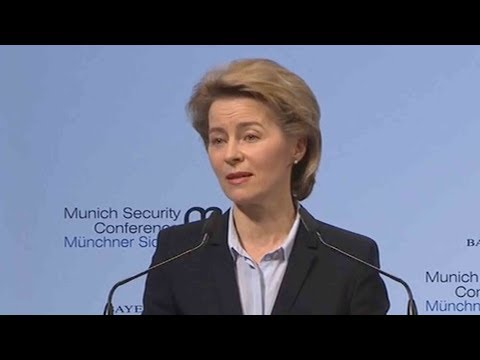 German defense officials, state leaders meet on international security policy