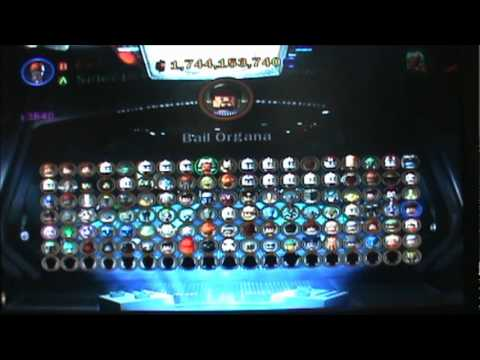 Lego Star Wars The Clone Wars All Characters Unlocked Youtube