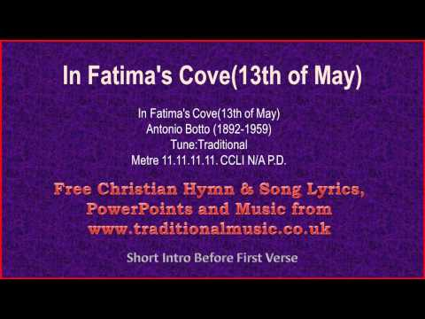In Fatima's Cove(13th Of May) - Hymn Lyrics & Music