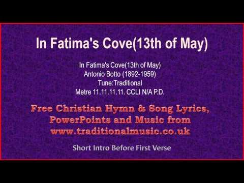 In Fatima's Cove(13th Of May) - Hymn Lyrics & Music