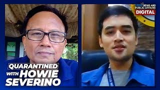 Quarantined with Howie Severino: Mayor Vico Sotto | Full Episode