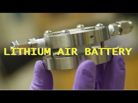 LITHIUM AIR BATTERY