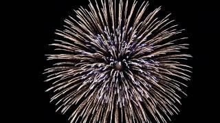 Seenachtsfest Konstanz - Japanische Chrysanthemenbombe - Feuerwerks-Rarität