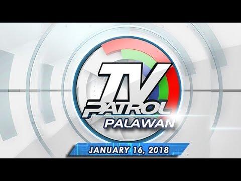 TV Patrol Palawan - Jan 16, 2018