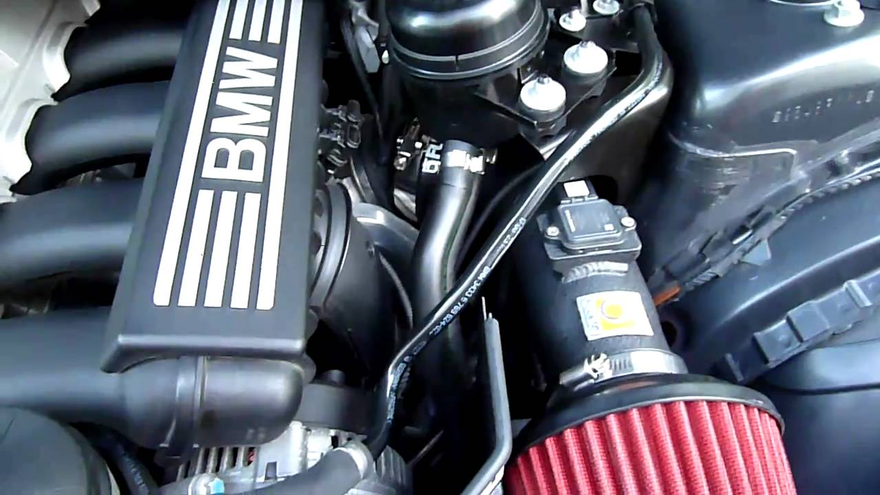 328i Engine Diagram Bmw E90 Fujita Air Intake Install Youtube