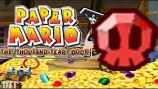 El secreto de la joya Calavera/Paper Mario: La Puerta Milenaria #64