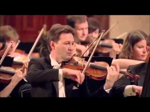 С.В.Рахманинов. Концерт для фортепиано с оркестром №1. ГСО РТ, Александр Сладковский, Денис Мацуев.