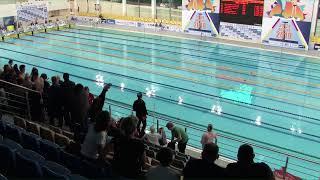 """Всероссийские соревнования по плаванию """"Весёлый дельфин"""". День 2. Вечер."""