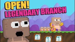 OPEN LEGENDARY GUILD BRANCH + IOTM