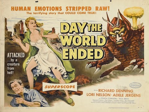1955 Day the World Ended