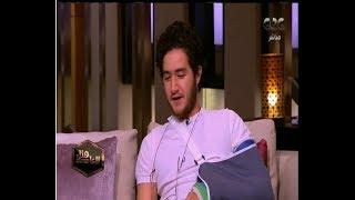 هنا العاصمة   أحمد مالك يحكي عن دوره في فيلم شيخ جاكسون