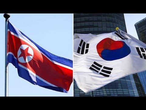 Две Кореи под единым флагом на Зимней Олимпиаде в Пхёнчхане