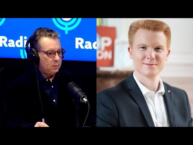 Invité du FORUM RADIO J : Adrien Quatennens