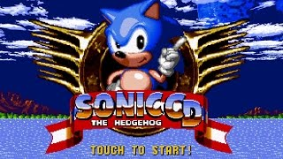 Sonic CD - SEGA THROUGH Zone 1-2