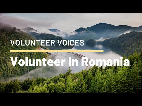 United Planet volunteer Bridget Manning in Romania, Part 1