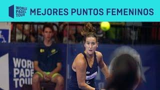 Los Tres Mejores Puntos Femeninos del Estrella Damm Menorca Open 2019 | World Padel Tour
